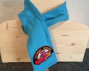 Blue Boy Cars scarf