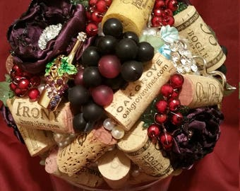 Bouquet for the wine lovers