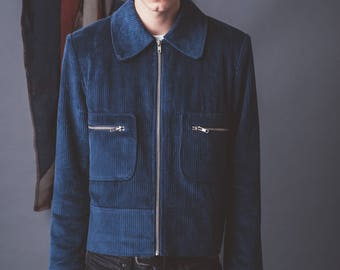 1969 cord jacket