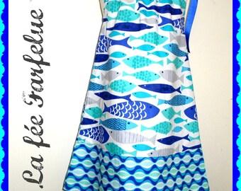 LATEST dresses OCEANE 2,4,8 years