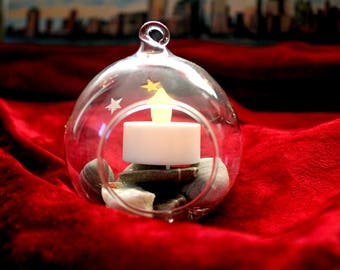 """Decorative ball """"The candle"""""""