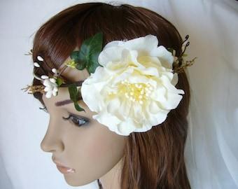 Bridal Crown headband
