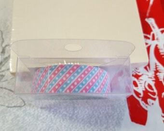 sticker, 100% cotton Ribbon.