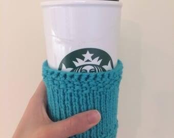 Coffee Cup Cozy, Hot Drink Warmer, Cup Sleeve