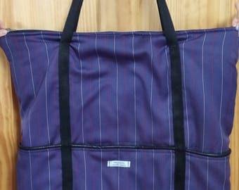 Purple Passion Portfolio Bag