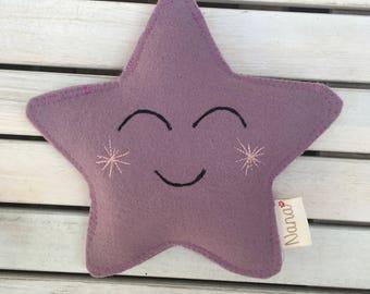 Plush toy dog star-star pet toy for dog