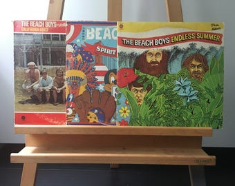 The Beach Boys - VINYL BUNDLE - VINTAGE