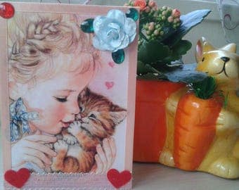 any child occasion card