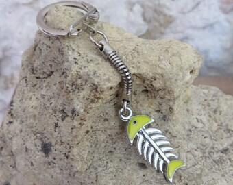 Pendant key chains unique fish