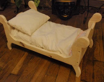 sofa bed for cat or doll