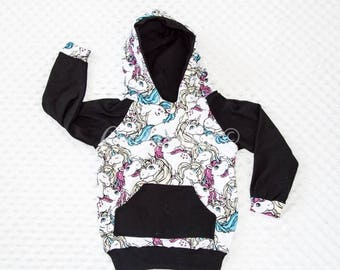 Unicorn Hoodie sweater
