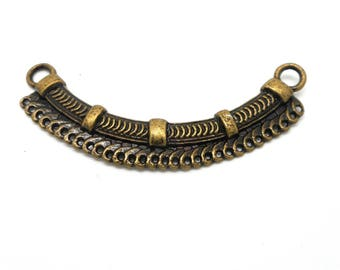 connector style bib necklace 30 ethnic holes