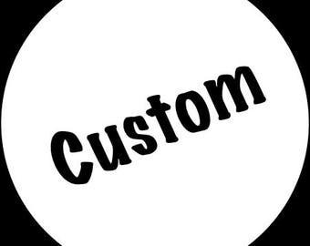 Custom 2.25'' Pinback Button