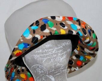 rain hat curve raw spot