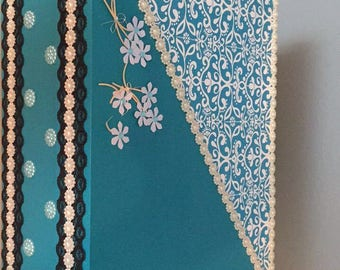 Handcrafted decorative box