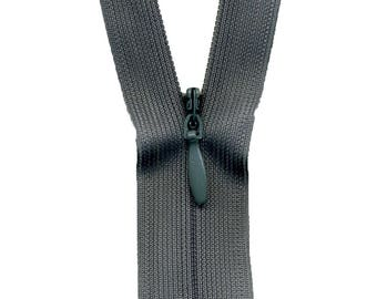 Gray mouse C716 Invisible zipper