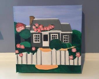 Cape Cod House #1
