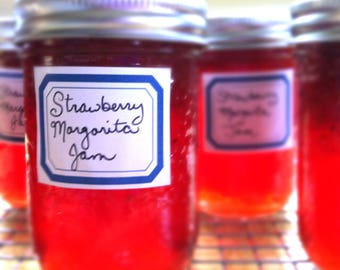 Paradise Margarita Strawberry Jam 8oz