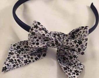 interchangeable bow headband