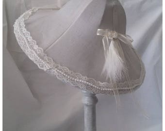 lamp style shabby chic Hat form