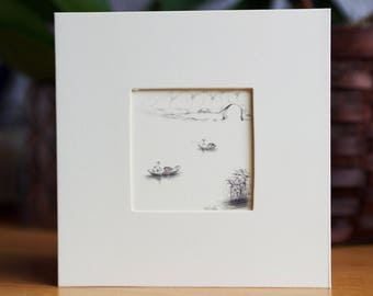 Hand Drawn Cards