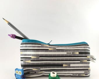 Black & White Pencils case