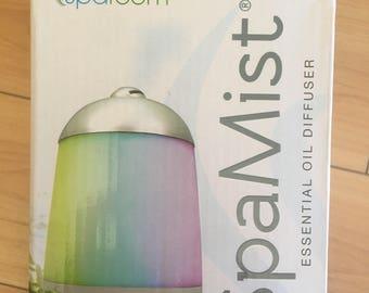 SpaMist Essential Oil Diffuser