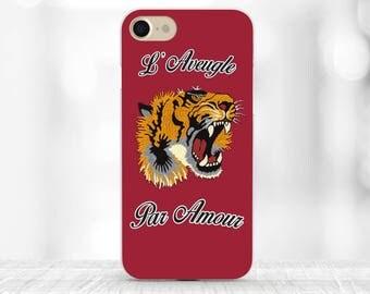 Gucci iPhone Case Gucci L'Aveugle Par Amour Iphone 7 Gucci Tiger iPhone 6s Case Fashion iPhone case iPhone 7 Plus case Gucci Galaxy S8 Case