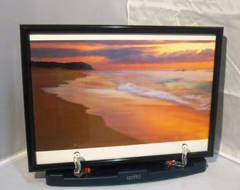 Ken Duncan photograph print Sunrise, Wamberal Beach, NSW, Australia - framed