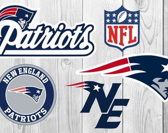 New England Patriots SVG DXF PNG cutting file, Printable, T-shirt Design, Scrapbooking Clipart