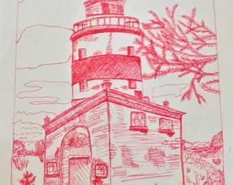 Sweeden Lighthouse