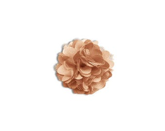 Beautiful flower lace - Beige
