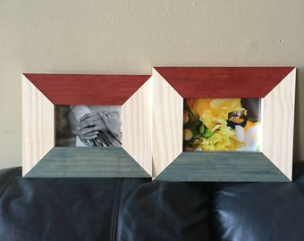 Two Piece Pine Frame Set (4x6,5x7) Limited Time Only