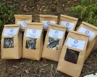 organic fertilizer (24 lbs) - Organic grounds Coffee compost - Nitrogen rich fertilizer - Organic top soil for gardening - ecofriendly