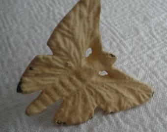 1 door knob 'Butterfly '.