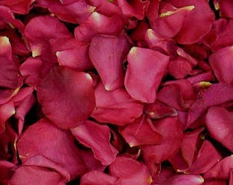 Freeze Dried Rose Petals, 20 cup box