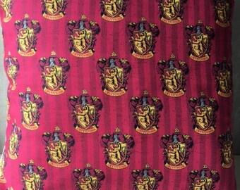 "Harry Potter Hogwarts 'Gryffindor' Cushion Cover 16"" x 16"""