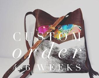 Spanish Cowgirl Bag