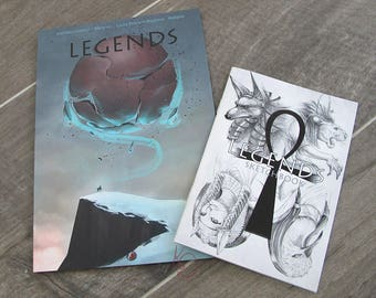 Artbook Legends - Pack 1