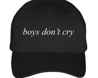 Boys Don't Cry Hat