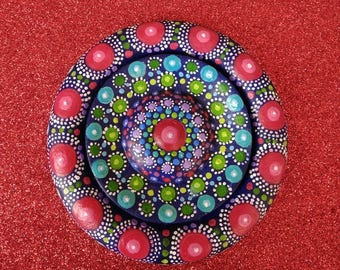 3D Wooden Mandala