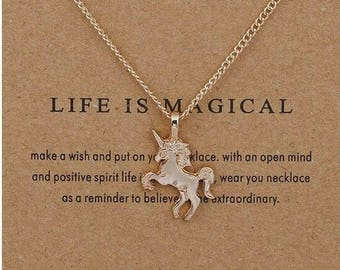 "Necklaces for women "" Life is Magical """