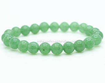 Aventurine Beads - 6/8/10mm - 10 or 100 Beads