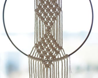 Macrame Dream Catcher/Wall Hanging