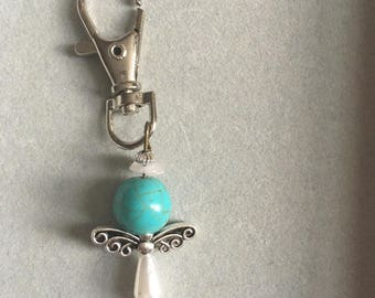 Reiki infused angel charm