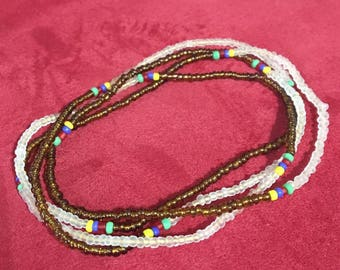 ATTRACT MONEY - Ritualized necklace