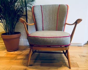 Ercol Wing Chair
