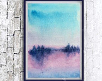 Abstract Watercolor Painting, Watercolor Art, Abstract painting, Digital Print, watercolor painting, Abstract watercolor, Abstract art