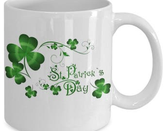 St Patricks Day mug, St Patrick's Day gifts, Irish Saint Pattys Day cup, St Patricks coffee mug, Irish funny gift mug, Gift mug for Irish