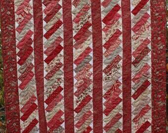 """Handmade Quilt 72"""" x 108"""""""